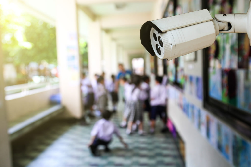 school-security-cameras